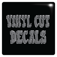 vinyl cut decals