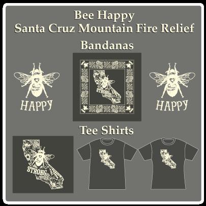 bee happy today santa cruz